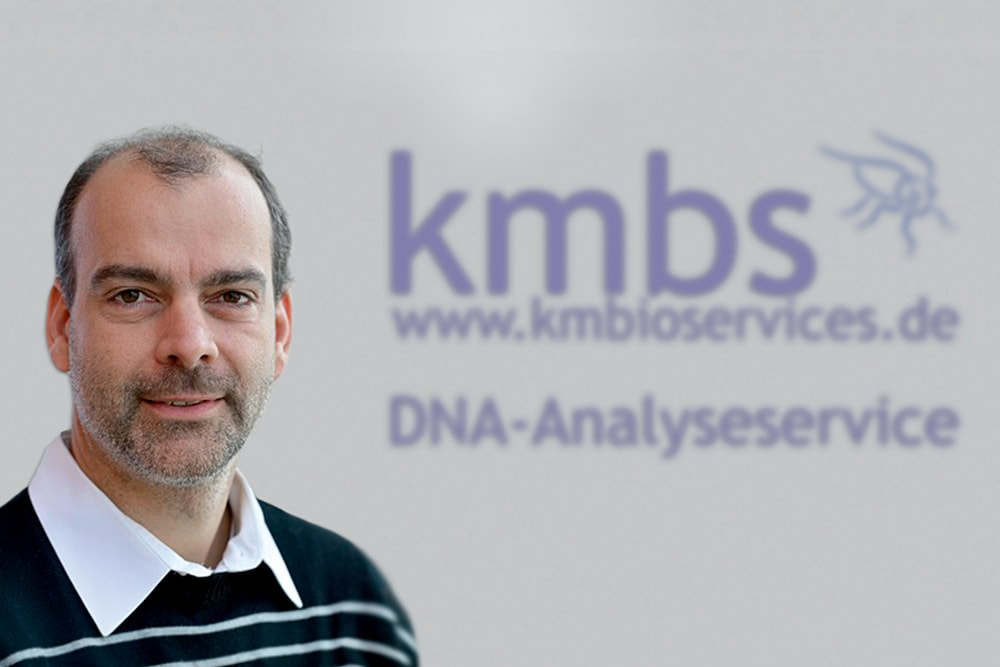 Dr. Michael Miller - Geschäftsführer kmbs